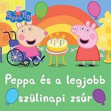 Peppa malac - Peppa és a legjobb szülinapi zsúr