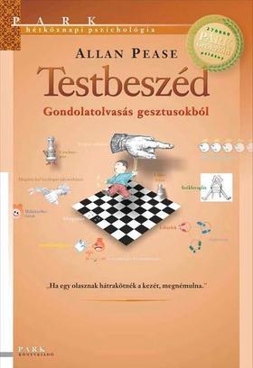 Allan Pease - TESTBESZÉD -GONDOLATOLVASÁS GESZTUSOKBÓL