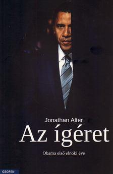 Jonathan Alter - Az ígéret [antikvár]