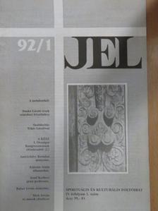 Drenyovszky Irén - Jel 1992/1. [antikvár]