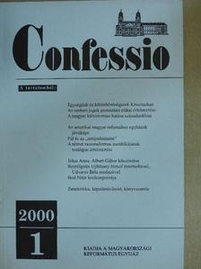 Albert Gábor - Confessio 2000/1. [antikvár]