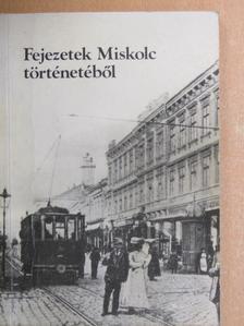 Csorba Csaba - Fejezetek Miskolc történetéből [antikvár]