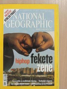 Daniss Győző - National Geographic Magyarország 2007. április [antikvár]