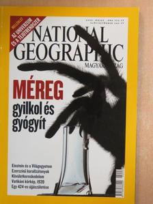 Cathy Newman - National Geographic Magyarország 2005. május [antikvár]