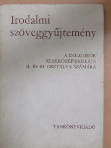 Ady Endre - Irodalmi szöveggyűjtemény [antikvár]