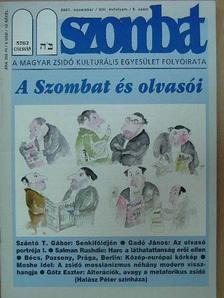 Salman Rushdie - Szombat 2001. november [antikvár]
