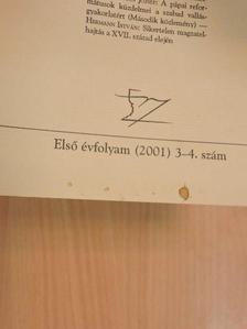 Adriányi Gábor - Acta Papensia 2001/3-4. [antikvár]