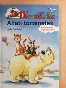 Julia Boehme - Olvasó Kalóz - Állati történetek [antikvár]