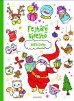 NINCS! - Fejtörő kifestő - Karácsony