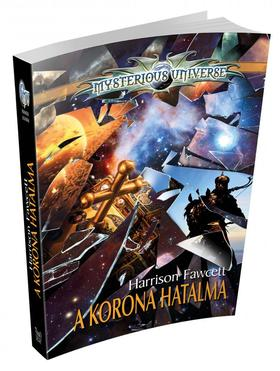 Harrison Fawcett - A Korona Hatalma - puhafedeles