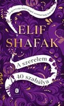 Elif shafak - A szerelem 40 szabálya [eKönyv: epub, mobi]