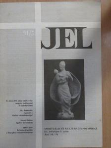 Dékány Endre - Jel 1991/5. [antikvár]