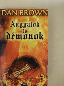 Dan Brown - Angyalok és démonok [antikvár]