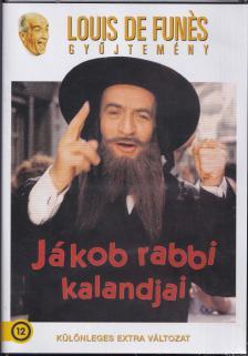 FUNES, LOUIS DE - JÁKOB RABBI KALANDJAI  DVD