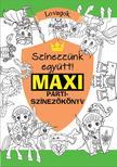 Rasa Dagiené - Maxi parti-színező - Lovagok