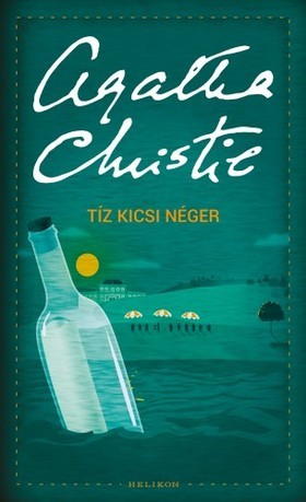 Agatha Christie - Tíz kicsi néger [eKönyv: epub, mobi]