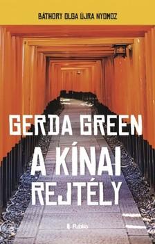 Gerda Green - A kínai rejtély [eKönyv: epub, mobi]