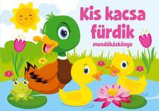 Szalay Könyvkiadó - Kis kacsa fürdik mondókáskönyv