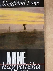 Siegfried Lenz - Arne hagyatéka [antikvár]