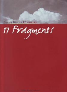 Binder Károly - 17 FRAGMENTS FOR PIANO +CD