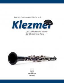 OSTERMEIER / VOIT - KLEZMER FÜR KLARINETTE UND KLAVIER