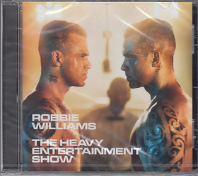 THE HEAVY ENTERTAINMENT SHOW CD ROBBIE WILLIAMS