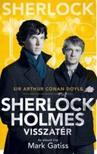Arthur Conan Doyle - Sherlock Holmes visszatér - BBC filmes borító
