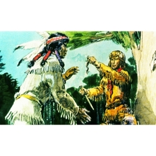 Karl May - Winnetou - DIA