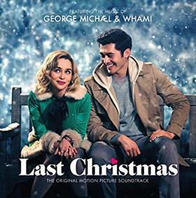 GEORGE MICHAEL & WHAM! - LAST CHRISTMAS CD SOUNDTRACK - FILMZENE