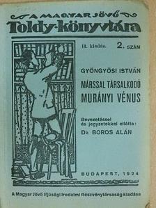 Gyöngyösi István - Márssal társalkodó Murányi Vénus [antikvár]