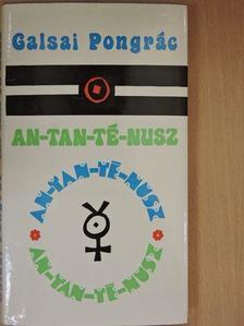 Galsai Pongrác - An-tan-té-nusz [antikvár]