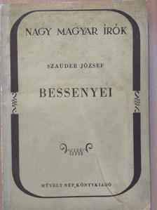 Szauder József - Bessenyei [antikvár]