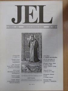 Csanád Béla - Jel 1994. február [antikvár]