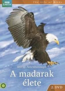 David Attenborough - A madarak élete 2. BBC - DVD
