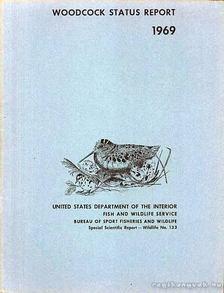 Clark, Eldon R. - Woodcock Status Report 1969 [antikvár]