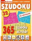 CSOSCH KIADÓ - ZsebRejtvény SZUDOKU Könyv 32.