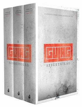 A.I. Szolzsenyicin - A Gulag-szigetvilág 1-3.