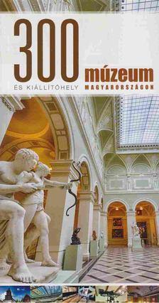 Pápay György - Vass Norbert - 300 múzeum és kiállítóhely Magyarországon [antikvár]