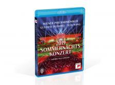 BERNSTEIN, GERSHWIN, CHOPIN... - 2019 SOMMERNACHTS KONZERT BLU-RAY WIENER PHILHARMONIKER