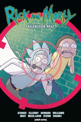Ellerby - Starks - Rick and Morty - kilencedik rész