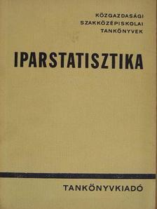 Bárány István - Iparstatisztika [antikvár]