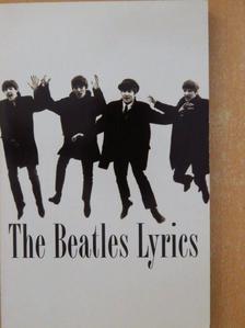 The Beatles - The Beatles Lyrics [antikvár]