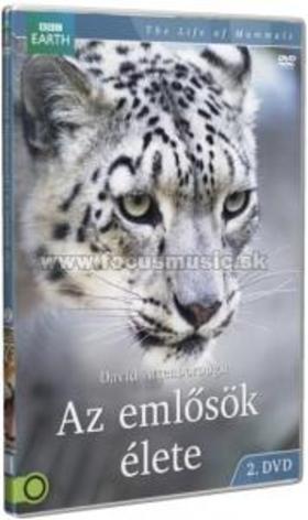David Attenborough - Az emlősök élete 2. BBC - DVD