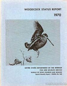 Clark, Eldon R. - Woodcock Status Report 1970 [antikvár]