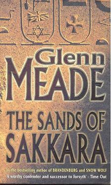 MEADE, GLEN - The Sands of Sakkara [antikvár]