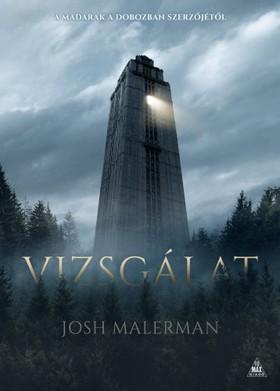 Josh Malerman - Vizsgálat [eKönyv: epub, mobi]