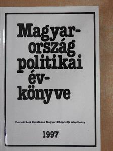 Ágh Attila - Magyarország politikai évkönyve 1997 [antikvár]