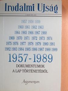 Fejtő Ferenc - Irodalmi Ujság 1957-1989 [antikvár]