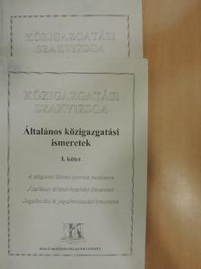 Dr. Ács Nándor - Általános közigazgatási ismeretek I-II. [antikvár]