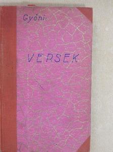 Gyóni Géza - Versek [antikvár]